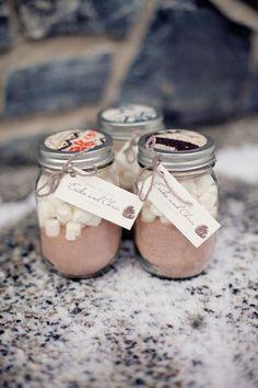 preparato per cioccolata calda   15 idee per bomboniere enogastronomiche