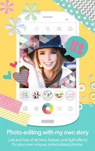 Candy Camera for Selfie - screenshot thumbnail