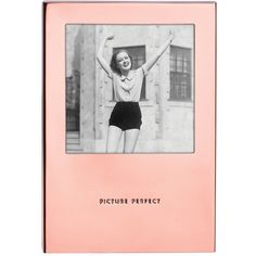 Kate Spade New York 'Picture Perfect' Picture Frame (47 CAD) ❤ liked on Polyvore featuring home, home decor, frames, fillers, backgrounds, books, items, rose gold, 2x3 picture frames and kate spade picture frames