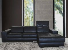 Orazio Modern Leather Sectional Leather Living Room Furniture, Leather Sectional, Light Painting, Couch, Lighting, Modern, Home Decor, Trendy Tree, Decoration Home