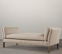 6' SORENSEN UPHOLSTERED BENCH. RH
