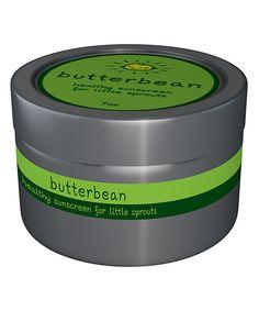 Another great find on #zulily! SPF 20 Sunscreen by Butterbean #zulilyfinds