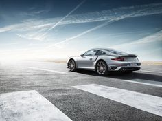 Porsche Releases first official Images of the New '991' 911 Turbo!