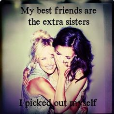 Sisters from another mister!