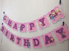 Little Charmers Banner Birthday Baby Shower I am 1 by YulisCraft Food Themes, Party Themes, Party Ideas, 10th Birthday Parties, 8th Birthday, Little Charmers, Sparkles, How To Make Money, Birthdays