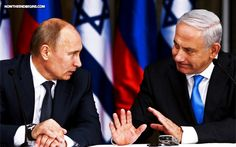 THE DAYS OF PROPHECY: Wow, here it comes people, better get ready. Israel today formed an alliance with the king of the North, Russia, as Putin takes control of Syria. Ezekiel says that Russia will come against Israel in two world wars coming up soon. If you have never studied Bible prophecy before, now would be a really, really good time to start. #Russia #Israel http://www.nowtheendbegins.com/blog/?p=35733