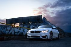 BMW F80 M3 - Mission St, Los Angeles