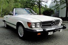 1984 Mercedes-Benz 380SL Convertible