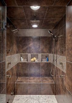 Amazing shower...