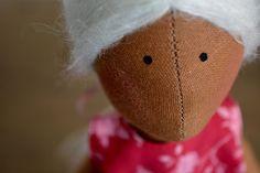 Handmade Doll from Berlin. Handgemachte Puppe aus Berlin von der www.berliner-puppenmanufaktur.de Spring/Frühling 2016