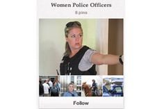 Read this great article on Pinterest & Police. Kansas City Missouri Police Department the first in the U.S. to use Pinterest.