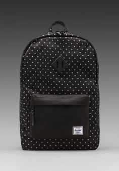 HERSCHEL SUPPLY CO. Heritage Polka Dot Backpack