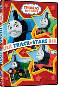 Thomas & Friends: Track Stars DVD ~ Michael Brandon, http://www.amazon.com/dp/B000BGR0W4/ref=cm_sw_r_pi_dp_XJcZsb0R30P4W