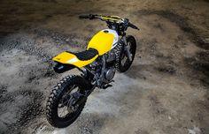 Honda Dominator NX650 TITAN Motorcycle Company