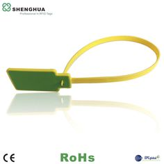 Alien H3 Seal Tags UHF RFID Plastic Seal Tags For RFID Logistic System