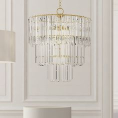 www.jossandmain.comBuckingham 9-Light Crystal Chandelier