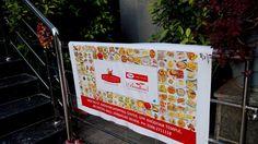 Prestige Bandhan, a multi-cuisine cookery show - held at Prestige Smart Kitchen store, Jamnagar. Entrance to the venue Smart Kitchen, Kitchen Store, Kitchen Hacks, Kitchen Outlets, Held, The Prestige, Cleaning Hacks, Entrance, Fun