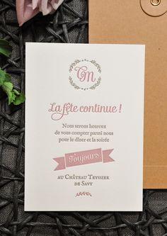 Invitation Cards, Wedding Invitations, Letterpress, Favor Boxes, Marie, Paul Frank, Communication, Wedding Ideas, Deco