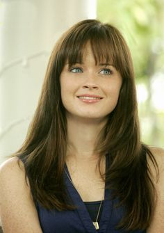 rory gilmore with bangs - Google Search