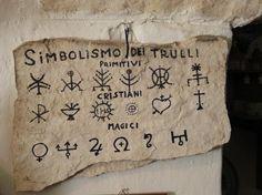 Trulli symbolism, Alberobello