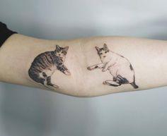 Tatuaże zwierzęta