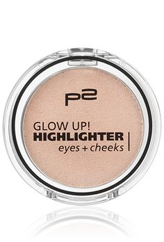 p2 cosmetics glow up highlighter eyes cheeks 021