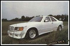 Mercedes Benz Gullwing by Styling Garage Mercedes W126, Garage, Classic, Style, Carport Garage, Derby, Swag, Garages, Classic Books
