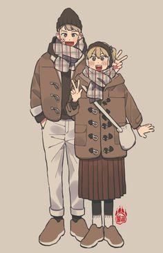Art And Illustration, Character Illustration, Art Illustrations, Cute Art Styles, Cartoon Art Styles, Anime Style, Cartoon Kunst, Chibi, Cute Couple Art