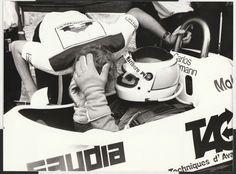 1981 BRAZILIAN GP CARLOS REUTEMANN WILLIAMS FW07 F1 ORIGINAL PERIOD PHOTOGRAPH
