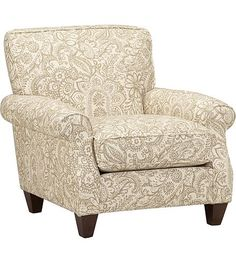 Living Room Furniture, Lauderdale Accent Chair, Living Room Furniture | Havertys Furniture