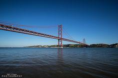 https://flic.kr/p/xkEkee | Lisboa - Puente 25 de Abril | Preciosa. Antigua. Elegante. Lisboa.