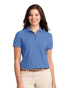 Ladies Hotel Restaurant Moisture Wicking Polo Shirt