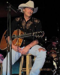 Alan Jackson @ Mn State Fair & Target Center many times - Favorite Country Singer!