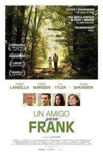 Un amigo para Frank(Robot and Frank,2012)24-sep-13
