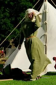 12th century irish clothing