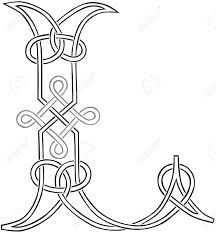 Bildergebnis für celtic lettering