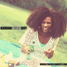 Havana Hair (For Twists or Crochet Braids)
