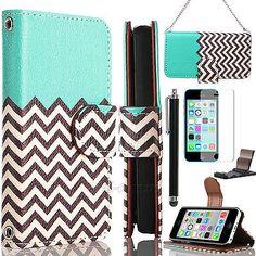 Chevron Flip Case for iPhone 5, $8.99