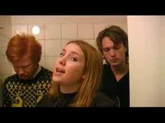 lykke li is so sick. this bathroom video is so rad she is so awesome live and on my ipod