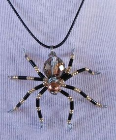 Beaded Spider something @Jessica McCartney should add to her inventory!