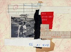 'Postcard' collage, travel, Portugal,
