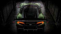 The Aston Martin Vulcan is the name of the loudest, fastest, most extreme Aston sports car in history. View Aston Martin Vulcan photos right here. Aston Martin Vulcan, New Aston Martin, Aston Martin Vanquish, Mclaren P1, Ferrari, Lamborghini, Automobile, Geneva Motor Show, Glow Sticks
