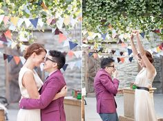 Robin and Carly's Wedding (Eclectic Unions Wedding)