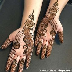 arabic henna designs simple for kids - arabic henna designs simple ; arabic henna designs simple back ; arabic henna designs simple for kids ; Henna Hand Designs, Eid Mehndi Designs, Mehndi Designs Finger, Mehandi Design For Hand, Latest Arabic Mehndi Designs, Stylish Mehndi Designs, Mehndi Designs For Fingers, Mehndi Design Images, Beautiful Mehndi Design
