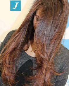 Chocolate Degradé Joelle #cdj #degradejoelle #tagliopuntearia #degradé #igers #musthave #hair #hairstyle #haircolour #longhair #ootd #hairfashion #madeinitaly #wellastudionyc #workhairstudiocentrodegradejoelle #roma #eur