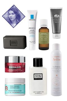 """How To Take Care Of Your Skin Like A Beauty Editor #refinery29 http://www.refinery29.com/beauty-editor-skin-regimen-plan#slide-31 Maria Del Russo, beauty writer """"I have textbook combination skin: My T-zone can get oily and clogged up, but my cheeks are normal and sometimes get flakey in the winter. Luckily, I've found a routine that works for me. It includes pre-cleansing, acne-focused serums and masks, and zero cream-like textures — I rely heavily on gels to keep my skin hydrated. My chin…"""