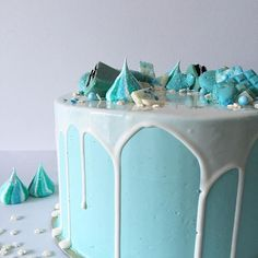 • Frozen • ❄️ Pedidos y consultas  contacto@kekukis.com.ar #frozen #pastry #kekukis #drip #pastry