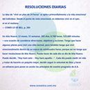 Del libro Reflexiones diarias Copyright © 1991 by Alcoholics Anonymous World Services, Inc.