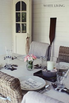 White living: Mom's birthday party & winners
