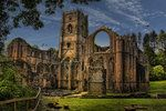 Fountains Abbey - Yorkshire by ~wandereringsoul on deviantART